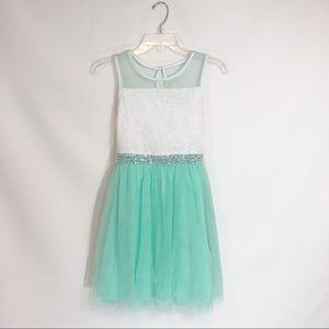 My Michelle girls dress - causal or formal wear